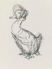 Bocetos de Beatrix Potter