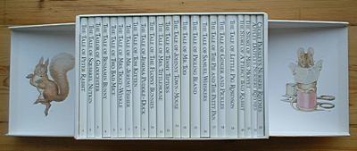 Colección de libros de Potter
