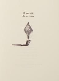 El lenguaje de las cosas portadilla