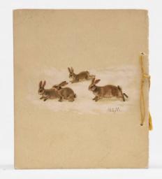 Libro de Beatrix Potter de 1890 2