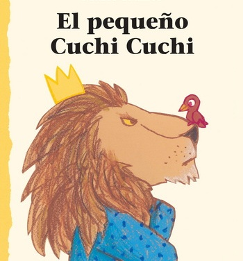 El pequeño Cuchi Cuchi; Mario Ramos