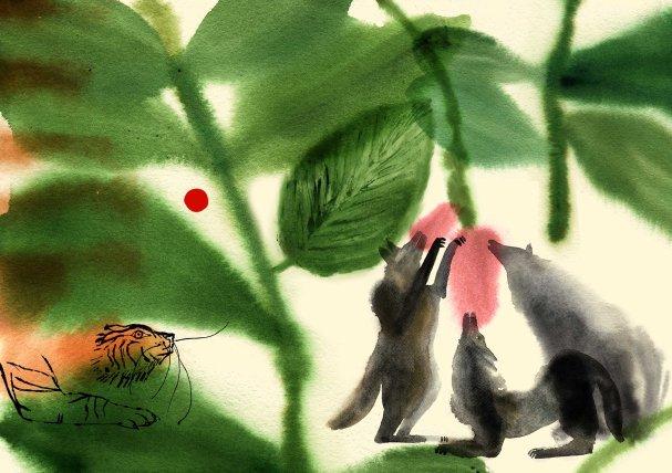 El libro de la selva Mijangos Fonseca