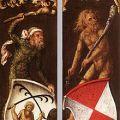 Ilustración de Albrecht Dürer 1499 Alte PinakothekMunich