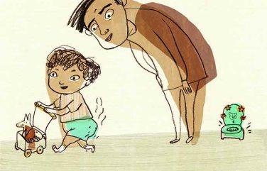 Ilustraciones de Isol.