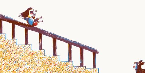 Ilustración de Roger Icaza.
