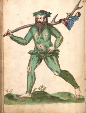 Wilderman, Fundación Paul Wolfgang Merkel, siglo XV.