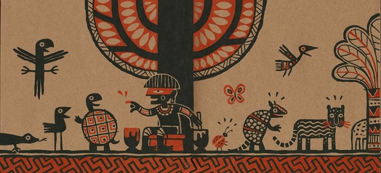 Ilustración de Marcelo Pimentel.