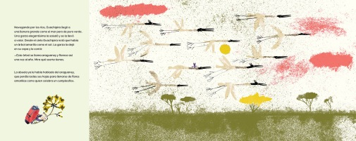 Ilustración de Stefano Di Cristofaro.