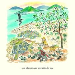 Muchos. La diversidad de la vida en la Tierra de Nicola Davies y Emily Sutton.