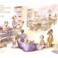 Leon de bibliotecaint