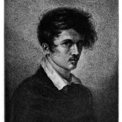 Grimm L. E. selfportrait