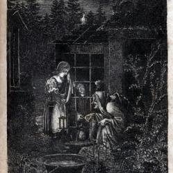 Hansel y Gretel Ludwig Emil Grimm