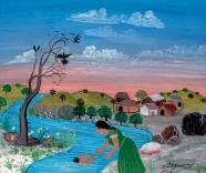 Félix Jiménez Chino. Colección de Gobi Stromberg. Fotografía: Marco Pacheco / Artes de México, 2018.