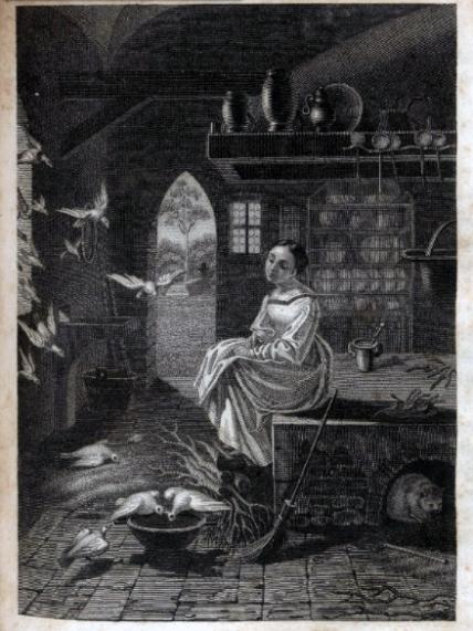 La Cenicienta (1825).
