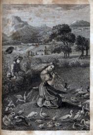 La cuidadora de ocas (1825).