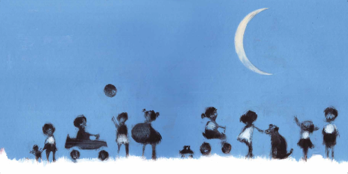 luna con duendes int3