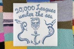 20 mil leguas de viaje Four Corners books