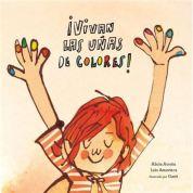 Vivan las uñas de colores