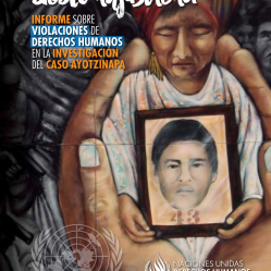 Doble injusticia Ayotzinapa ONU