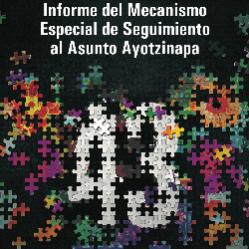 Informe del mecanismo especial de seguimiento de Ayotzi