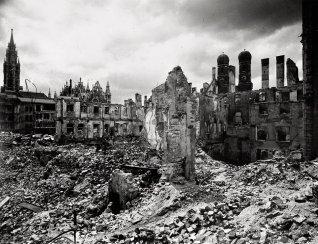 Alemania después de la guerra. Archivo de Spiegel.