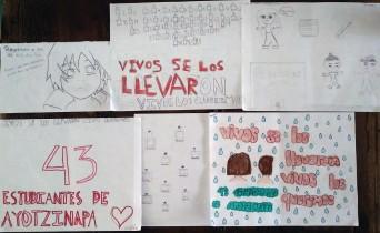 Cartas Ayotzinapa 1