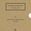 El diario de Franciscaportada
