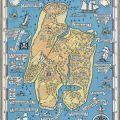 Mapa Isla deltesoro