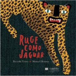Ruge como un jaguar